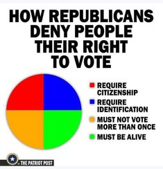This is Seriously How Democrats Think Voting Rights Work Political Quotes, Political Views, Political Satire, Political Cartoons, Funny Cartoons, Truth Hurts, It Hurts, Trump Is My President, Conservative Politics