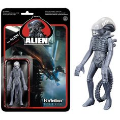 Alien ReAction Figure