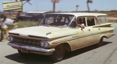 I so remember the '59 Chevy wagon.   Loved to ride in the back.