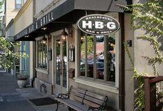 Healdsburg Bar and Grill - CA