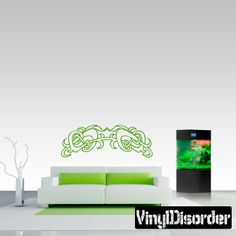 Celtic Wall Decal - Vinyl Decal - Car Decal - DC 8554