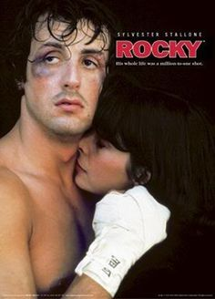 Rocky the first movie
