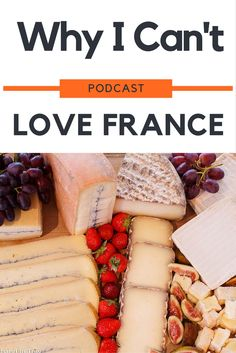 On this week's episode of our culinary travel podcast, we apologize to the French as we admit how hard it was to travel in France, particularly for food.
