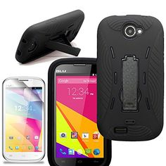 New Frontier (tm) Heavy Duty Kickstand Case For Blu Studio 5.0 K / 5.0 E, With A Screen Protector, Many Colors http://www.smartphonebug.com/accessories/great-13-blu-studio-5-0-e-cases-and-covers/
