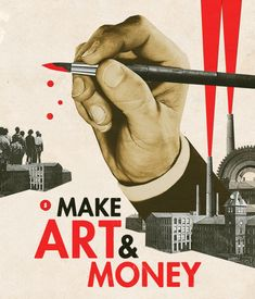 Embracing the Art Business | How to Make Your Cake and Eat It Too!