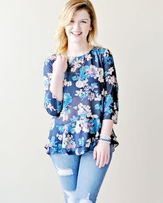 Falling for Florals!