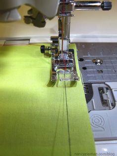Best Sewing Tips for Stitching Perfect Gathers by Nancy Zieman
