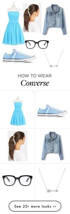 """Tomboy at prom"" by gabbygainer on Polyvore"