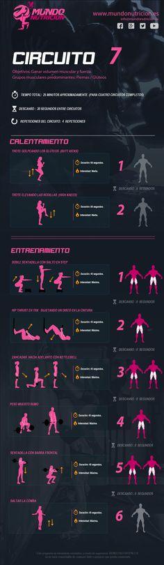 Aumentar volumen de piernas y gluteos MundoNutricion.es