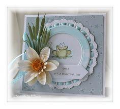 Handmade by Mihaela: Watter lily