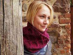 Ravelry: trigonometric loop pattern by Anne Mende Knitting Designs, Knitting Patterns, Knitting Ideas, Knitting Supplies, Cascade Yarn, Knit Picks, Weaving Patterns, Knitting Accessories, Knit Or Crochet