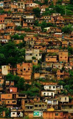 cafezal favela in belo horizonte, brasil