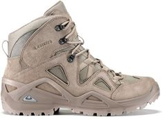 Lowa Men's Zephyr Mid Hiking Boots Coyote/Olive 11.5