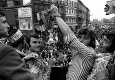 Chelsea Fans, Chelsea Football, Working Class, Old Pictures, Life Is Good, Good Things, Club, Retro, Couple Photos