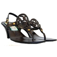 Tory Burch Brown Thong Sandals  http://www.consignofthetimes.com/product_details.asp?galleryid=5831