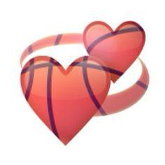 Basketball emoji