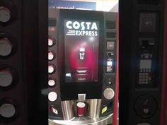 "Annoying Costa Coffee ""Music"" Machine in Office - YouTube"