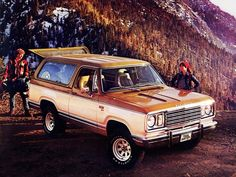 Plymouth Trail Duster. Mine was orange...And didn't make it home from ...
