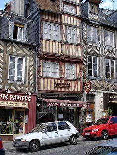 Calvados, Normandie, France