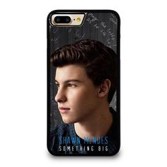 SHAWN MENDES SOMETHING BIG iPhone 4/4S 5/5S 5C 6/6S 6/6S 7/7S Plus SE Case Cover