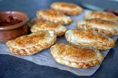 Check out this delicious recipe for Spiced Lamb Empanadas from Weber—the world's number one authority in grilling. Weber Bbq Recipes, Lamb Recipes, Meat Recipes, Camping Recipes, Colombian Food, Colombian Recipes, Lamb Curry, Good Food, Yummy Food
