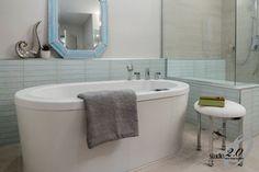 Bathroom Reno Bathroom Renos, Design Consultant, Design Firms, Houzz, Corner Bathtub, Interior Design, Retro, Projects, Nest Design