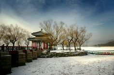 The summer palace..China