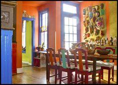 T St Washington DC #architecture #color dianabowen.com