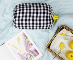 Maje Zmaje DIY: Camping pillow drawstring cover