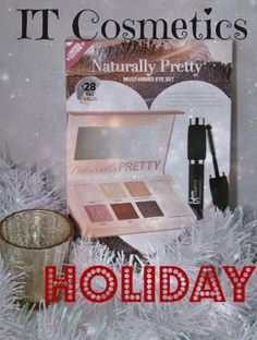 IT Cosmetics Holiday 2015 Collection! Prime Beauty Blog