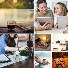 What does your IDEAL office look like? Here's just a few of our faves #worklifebalance #joinus #careergoals #workfromhome #remoteoffice #girlboss #likeaboss