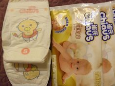 Chiaus Baby Diapers