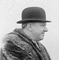 Profile of W.C. Fields