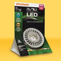Screw in LED Exterior Bulbs Shorter days mean you need outdoor lights to find your way without tripping. So take this opportunity to swap burned-out incandescents for LED bulbs, which screw right into your existing fixtures. For a bright beam that's equal to a 75-watt incandescent, try Sylvania's Ultra High-Performance Series LED Narrow Flood, $50; Lowe's. While pricey, LEDs are more durable and use 75 percent less energy than incandescents. They can also last 22 years or more, so you may…