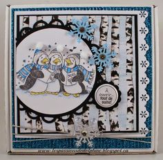 Une création de Dolphine. Noel Christmas, Big Shot, Vintage World Maps, Creations, Christmas Parties, Diy Ideas For Home, Make A Map