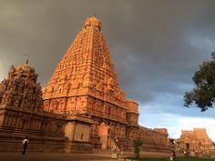 Big Temple Tanjore