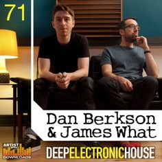 Dan Berkson and James What - Deep Electronic House from Loopmasters