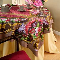 Arne du Millenaire Opera Tablecloth