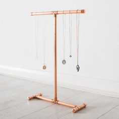 Are you interested in our Copper Jewellery Stand ? With our Jewellery Storage you need look no further.