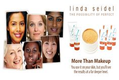 Linda Seidel Natural Cover Makeup  Linda Seidel has helped countless women transform their skin - and the way they think about themselves. Set up a session and let Linda teach you how to achieve a perfect look, or get you ready for a special event or photo shoot.  For More Visit : http://www.shiraleeskincarecentre.com.au/
