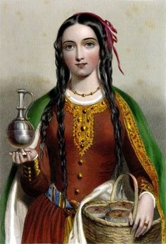 Matilda of Scotland (circa 1079-1118), daughter of King Malcolm III and St. Margaret Queen of Scotland, Queen Consort of Henry I of England, mother of Empress Maud of the Holy Roman Empire and Queen of England.