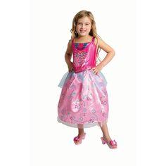Barbie Light Pink Princess Dress Up | Toys R Us Australia