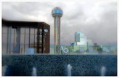 Reunion Tower Dallas Texas Landmark