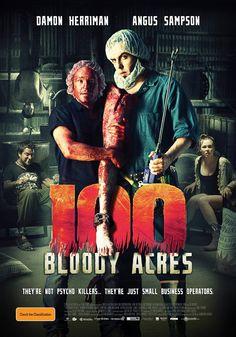 映画|モーガン・ブラザーズ|100 Bloody Acres :: ホラーSHOX [呪]