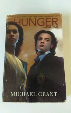 Hunger book #2 of Gone Series by Michael Grant Paperback   Books, Fiction & Literature   eBay!
