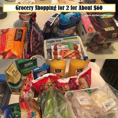 Grocery Shopping for 2 for About $60 now up on A Writer Cooks. View the post at http://www.awritercooks.com/grocery-shopping-and-meal-plan-july-5/