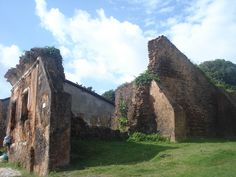 Ruinas de Alcântara-Maranhão/Brasil