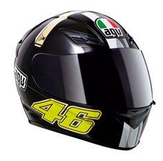 Todos los cascos de Valentino Rossi (Megapost)