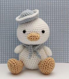 Lil Quack crochet pattern by Little Muggles, Ravelry
