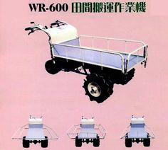 其他搬運機械(非拼裝車)